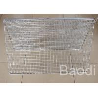 Wholesale Crimped Barbecue Grill Wire Mesh, Electro Galvanized Wire Mesh For Bbq from china suppliers