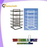 Wholesale floor promotion rack from china suppliers