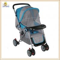 Buy cheap Small Volume Baby Buggy Strollers With Safety Belt Mesh Shopping Bag from wholesalers
