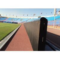 Wholesale Custom Full Color Dynamic Stadium LED Display With Large Viewing , lightweight from china suppliers