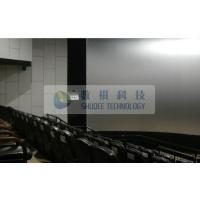 Wholesale Indoor Curved screen 4d movie theater with  Thrilling 5D 6D 7D XD films from china suppliers
