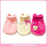 China Quality Winter Pet Clothes Wholesale on sale