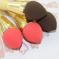 Wholesale Eyeliner Portable small retractable Blush Brush Loose Powder Makeup from china suppliers