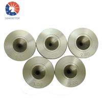 Wholesale High quality small size tungsten carbide yg6 yg8 wire drawing die from china suppliers
