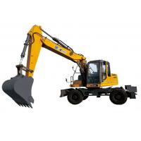 Wholesale XE150W Excavator 104kw Earthmoving Machinery Powerful digging force from china suppliers