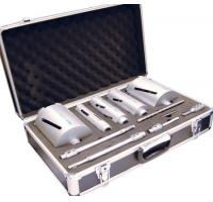 Wholesale Shock Diamond Core Bit Set Hard Matrix Diamond Core Drill Bits for Rock / Stone from china suppliers