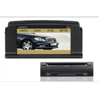 German OSD Languages Mercedes Benz Comand DVD W204 digital touch screen radio DVD Navigation BNZ-7315GD