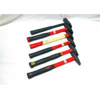 Wholesale Wooden / Fibreglass Handle Hand Tools Hammer , Straight Claw Hammer from china suppliers