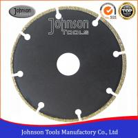 Wholesale 105 - 300mm Electroplated Diamond Tools For Hand Held Saw Key Slot from china suppliers