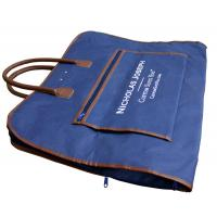 Wholesale Nicholas Embroidery Logo Suit Garment Bag Oxford Fabric from china suppliers