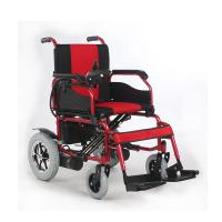 Wholesale 250W 20Ah Battery Operated Indoor Electric Wheelchair , Handicap Power Chairs from china suppliers