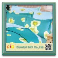 Wholesale 100% Cotton Fashion Bedding Sheets , Color fastness 4. from china suppliers