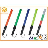 Wholesale Rechargeable Plastic Portable LED Traffic Baton CE / ROHS / FCC (L) 54 * (DIA) 4 cm from china suppliers