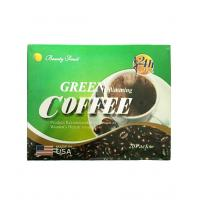 Wholesale OEM Natural Beauty Fruit Green Slimming Coffee With Competitive Price from china suppliers