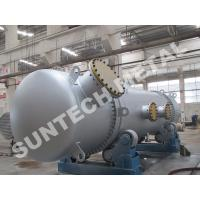 Wholesale S32205 Duplex Stainless Steel High Pressure Heat Exchanger 0.1 Mpa – 3.6 Mpa 516 Gr.70 Shell side from china suppliers