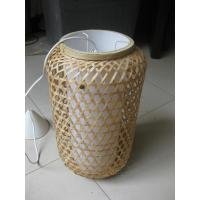 Quality China Made High Quality Classical Natural Bamboo Lampshade for sale
