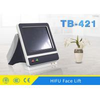 Wholesale High Intensity Focused Ultrasound Anti wrinkle Beauty Machine With Five Cartridges from china suppliers