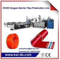 Wholesale Floor Heating PEX Oxygen Barrier Tube Making Machine Supplier China Heating Tube Extruder Machine from china suppliers