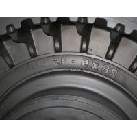 Wholesale personalized Forklift Solid forging steel Tire Mold , EDM molding from china suppliers