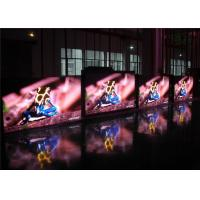 Wholesale SMD2121 P4 Exhibition Stadium led screen wall High Resolution Energy saving from china suppliers