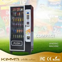 Wholesale Compact Dried Fruit Cold Drinking Vending Machine Dispenser With Card Reader KVM-G636 from china suppliers