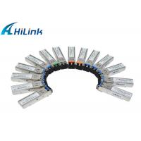 Quality D- Link Compatible Ethernet Optical Transceiver 1.25Gbps CWDM SFP Module 1270nm 40KM for sale