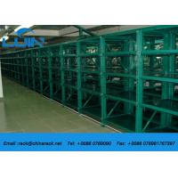 Wholesale Steel Drawer Warehouse Storage Racking , Industrial Warehouse Shelves Racks from china suppliers