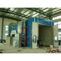 Wholesale 23M Industrial Spray Booths 3 units RIELLO RG5S diesel burners 780000 Kcal/h from china suppliers
