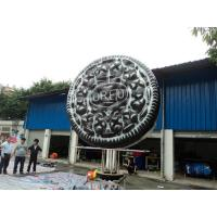 Wholesale Attractive Custom Inflatable Products Giant Model Chocolate Cookie from china suppliers