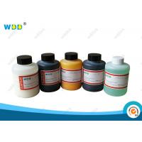 Wholesale Yellow Industrial Marking Ink / Linx Coding Ink for PVC Piping Environmental from china suppliers