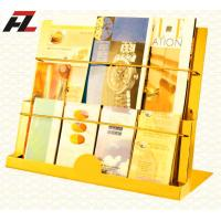 Wholesale Stainless Steel Brochure and Magazine Holders- Brochure Display from china suppliers