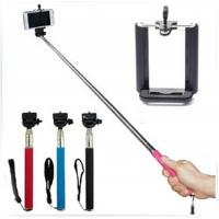 Wholesale Handheld Camera Selfie Stick Monopod , Extendable Self Portrait  Monopod Holder from china suppliers