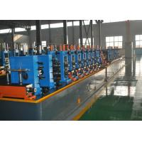 Wholesale Straight Seam Pipe Production Line Straight Seam Tube Welder Welded Steel Tube Mill Line Steel Pipe Production Equipment from china suppliers