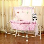 Automati & Intelligent Baby Cradle