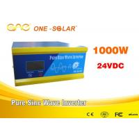 Wholesale Automatic Protect Off Grid Solar Inverter Online 24volt Dc 110volt from china suppliers