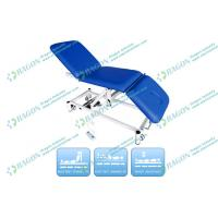 Wholesale Foldable Medical Examination Couch with Gas Spring , gynecological exam table from china suppliers