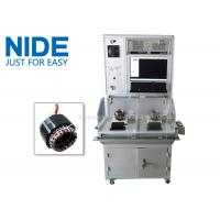 Wholesale NIDE Double stations electric motor stator testing panel equipment testing machine from china suppliers