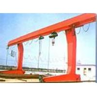 Wholesale Single Girder Gantry Crane with Hook Cap.20/5T from china suppliers