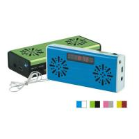 Quality Portable Speaker/mini Speaker USB & Micro SD card speaker with radio DY-D-011 for sale