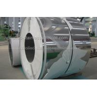 Buy cheap 2B finished Cold Rolled 201 Stainless Steel Coil with 1/4H 1/2H FH Hardness from wholesalers