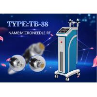 Wholesale 2MHZ Fractional RF Microneedle Machine / Radiofrequency Wrinkle Removal Device from china suppliers