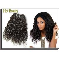 Wholesale Italian 100% Human Hair Bundles , Natural Color 1 Piece Weave Hair Extensions from china suppliers