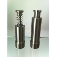 Wholesale Mini Grinder Stainless Steel Pepper Mill With Glass Handle , Kitchen Tools from china suppliers