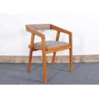 Wholesale Restaurant Modern Dining Room Chairs With Wood Frame Fabric Seat from china suppliers