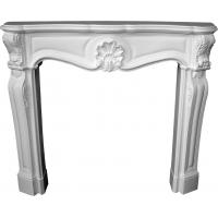 Quality PU fireplace pu moulding pu cornice fireplace (HN-005) for sale
