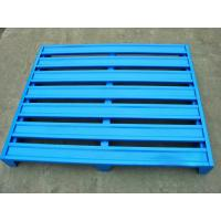 Wholesale Lightweight Industrial Stainless Steel Pallets With 4 Way / 2 Way Entry , Custom from china suppliers