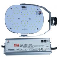 Wholesale 120W LED Retrofit kit Up to 16200LM for 400W HID Replacement Shoebox Lamp DLC/ETL,CE/RoHs from china suppliers