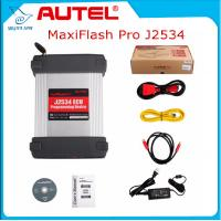 Wholesale Autel MaxiFlash Pro J2534 ECU Programming Tool Works with Maxisys 908/908P from china suppliers