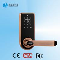 Wholesale China Factory premium quality golden (customized)door locks with codes from china suppliers