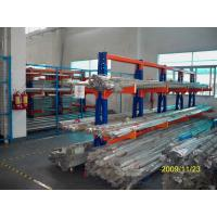 Wholesale Customized 2-12 Levels Steel and Automatic Cantilever Racking, 1000-7000mm Height from china suppliers